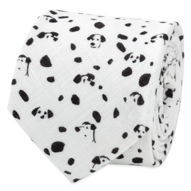 101 Dalmatians Linen Tie for Adults