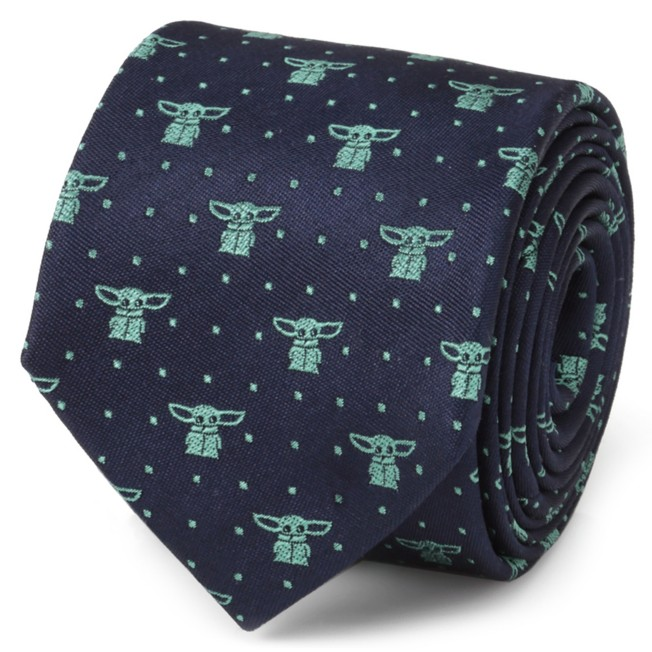 The Child Silk Tie for Kids – Star Wars: The Mandalorian
