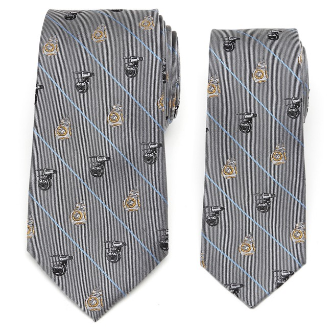 Star War Droids Tie Gift Set for Adults and Kids