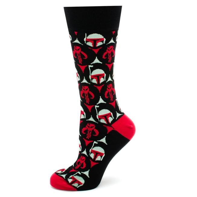 Boba Fett Helmet Socks for Adults – Star Wars