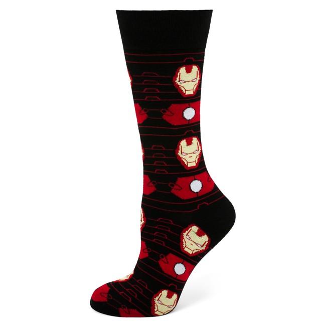 Iron Man Socks for Adults