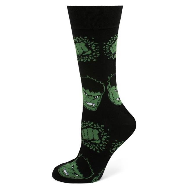 Hulk Socks for Adults