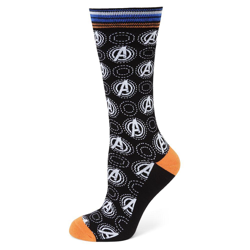 Avengers Emblem Socks for Adults