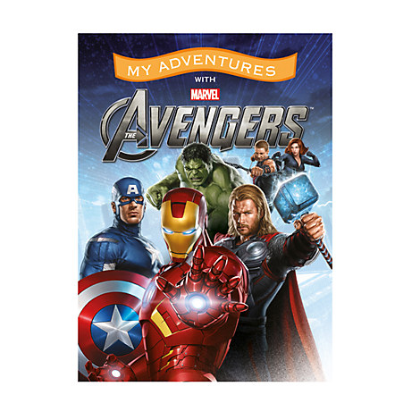 The Avengers Personalizable Book - Large Format
