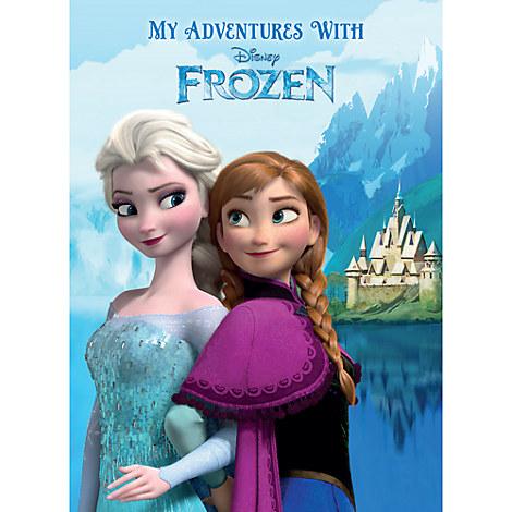 Frozen Personalizable Book - Standard Format