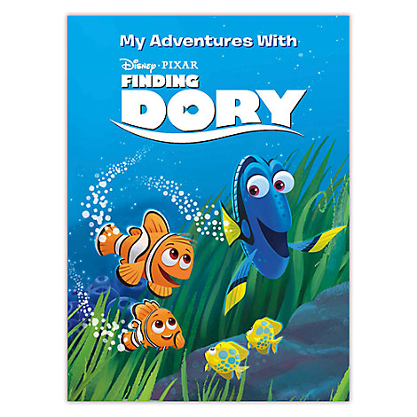 Finding Dory Personalizable Book - Standard Format