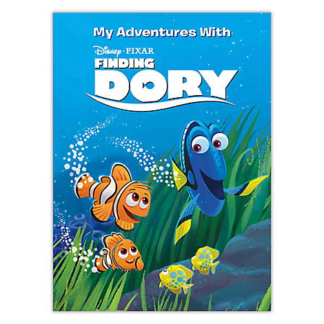 Finding Dory Personalizable Book - Large Format