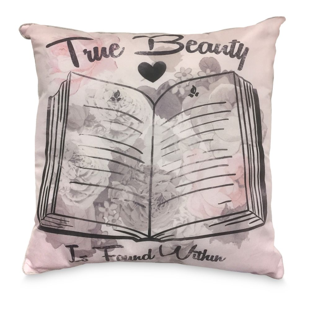 Beauty and the Beast Decorative Pillow