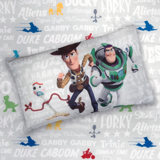 Toy Story 4 Sheet Set – Twin / Full