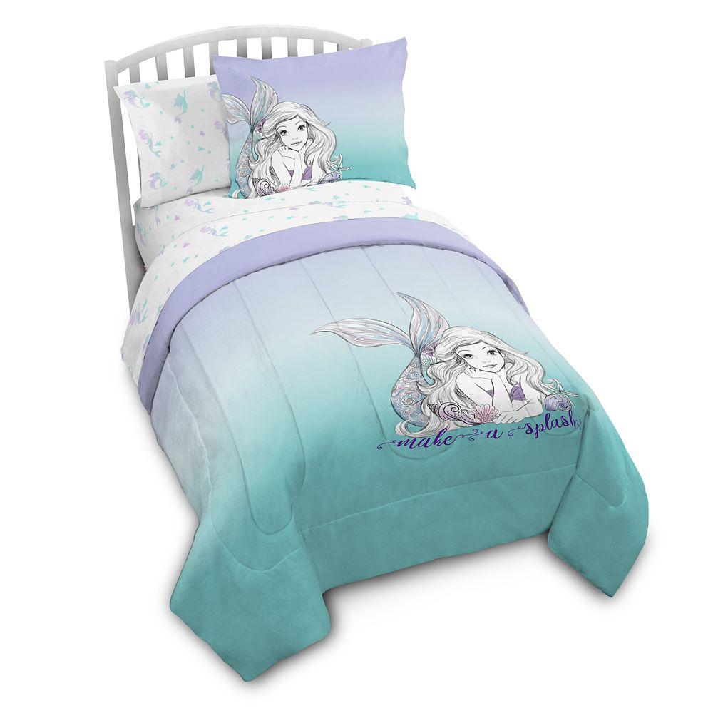 The Little Mermaid Comforter Set – Twin/Full