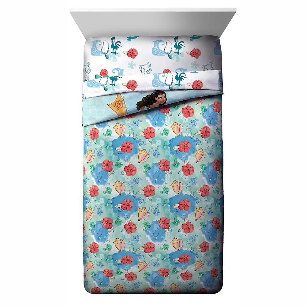 Moana Comforter Set – Twin & Full/Queen