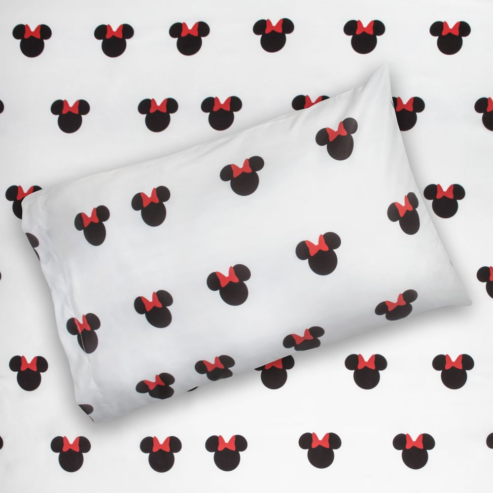 Minnie Mouse Sheet Set – Twin / Full