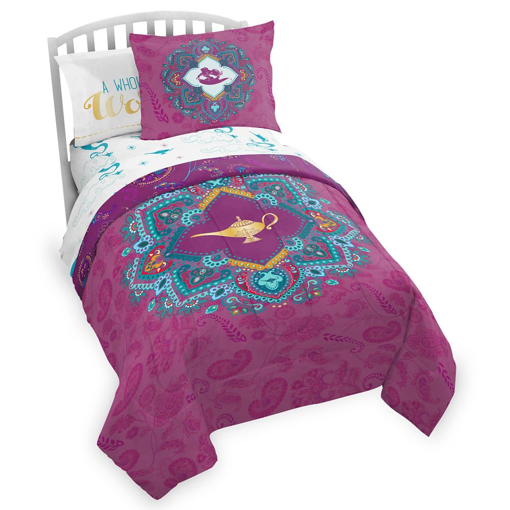 Aladdin Comforter Set – Twin & Full/Queen