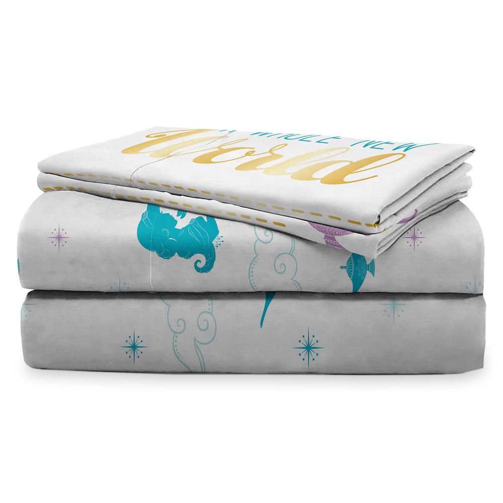 Aladdin Sheet Set – Twin / Full
