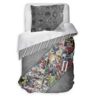 Marvel 80th Anniversary Comforter Set – Twin & Full/Queen
