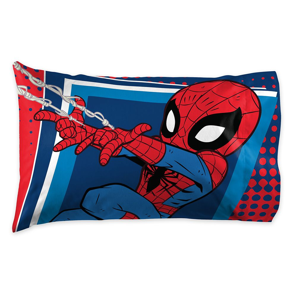 Spider-Man Bedding Set for Toddlers