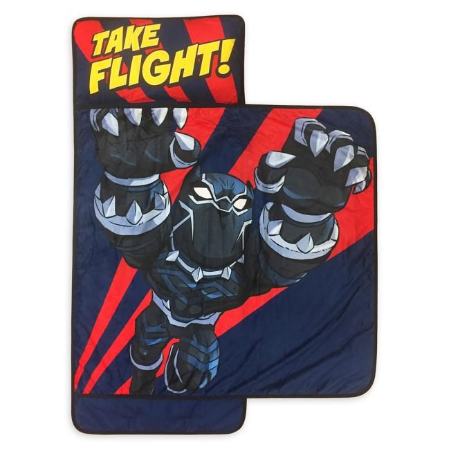 Black Panther Nap Mat
