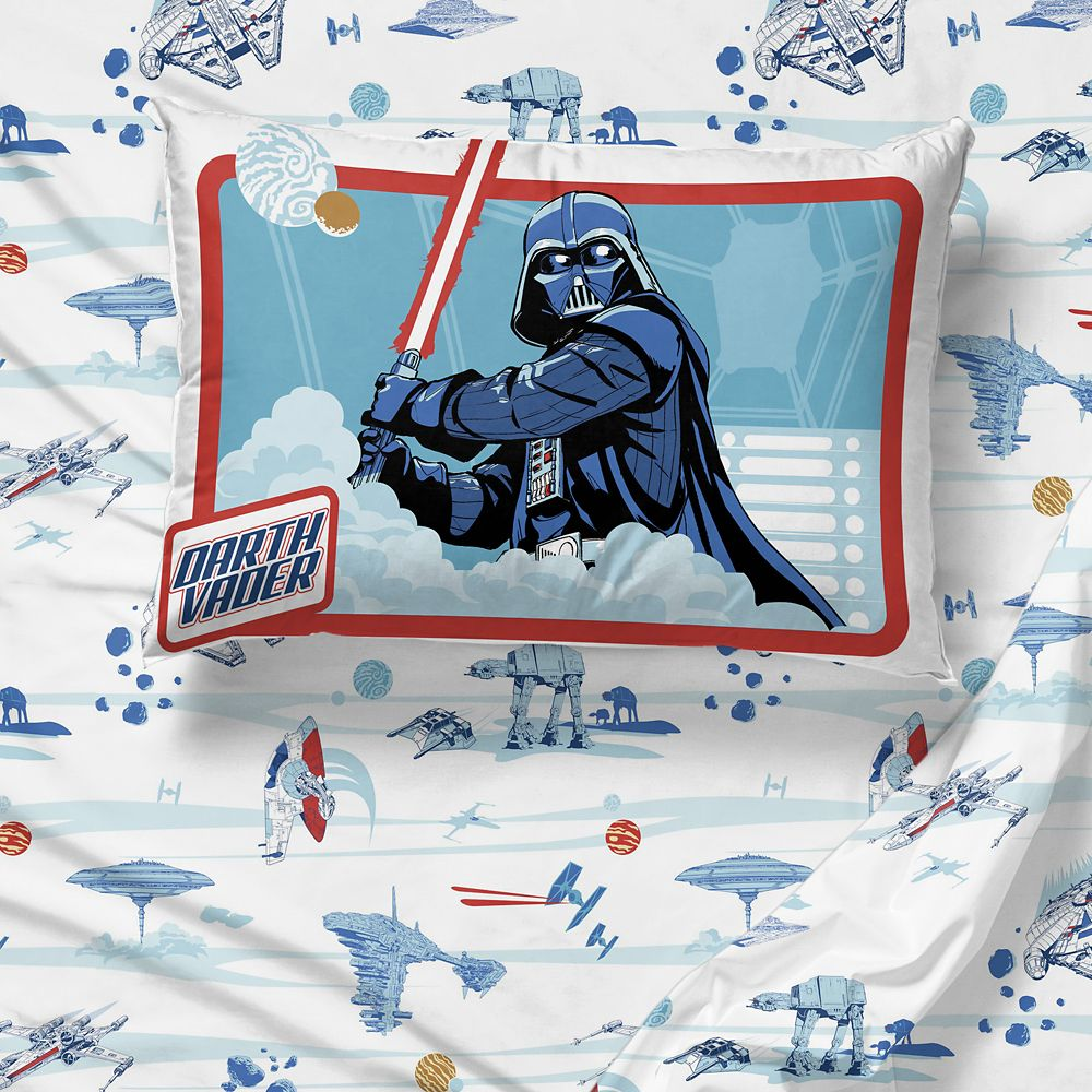Star Wars: The Empire Strikes Back Sheet Set – Twin/Full