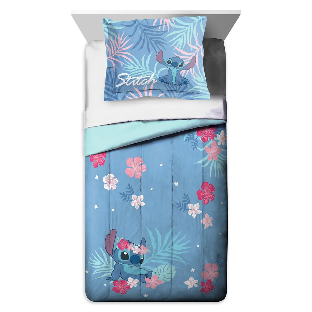 Lilo & Stitch Comforter Set – Twin/Full/Queen