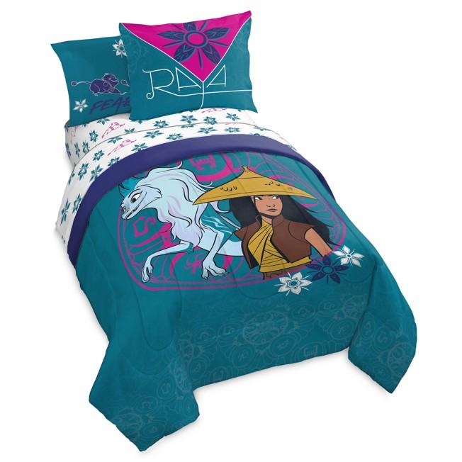 Raya and the Last Dragon Bedding Set – Twin / Full