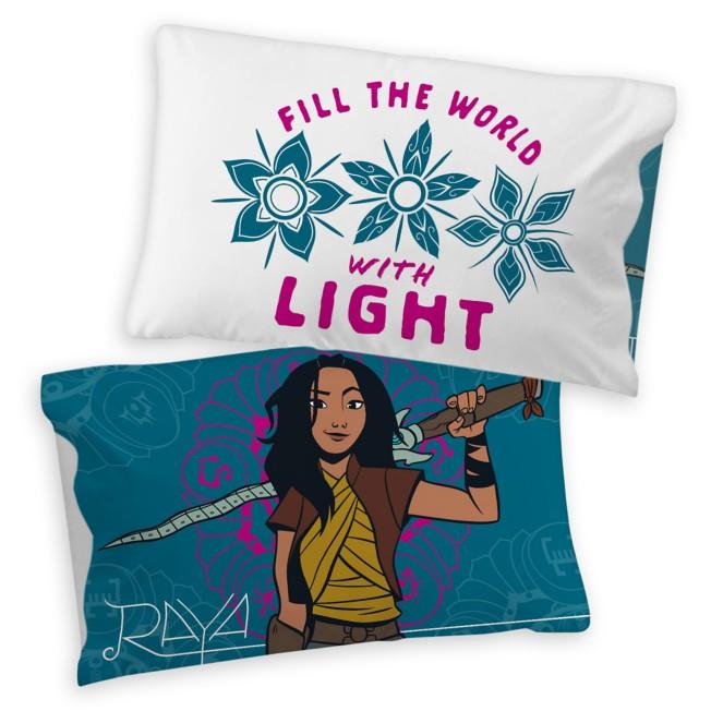 Raya and the Last Dragon Pillowcase