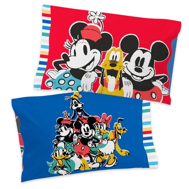 Mickey Mouse and Friends Pillowcase