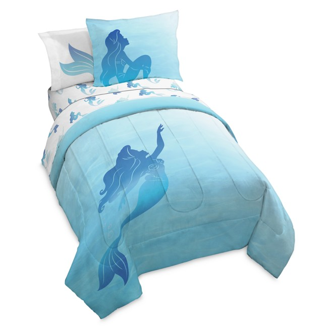 The Little Mermaid Bedding Set Twin, Little Mermaid Bedding Full Size