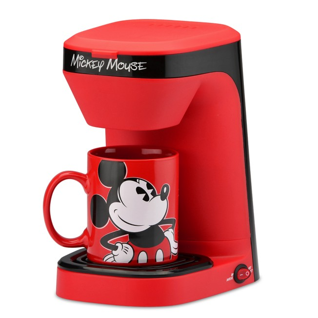 Mickey Mouse 1-Cup Coffee Maker