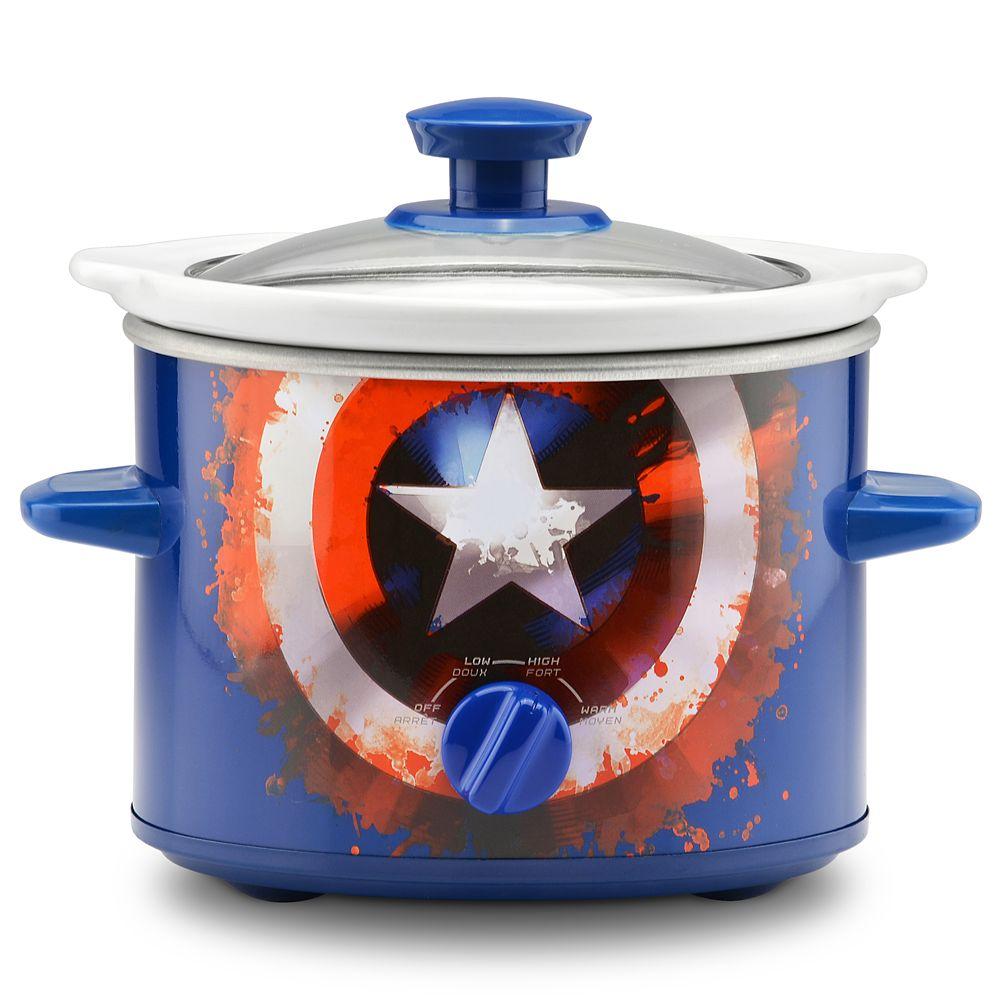 Captain America Slow Cooker Official shopDisney