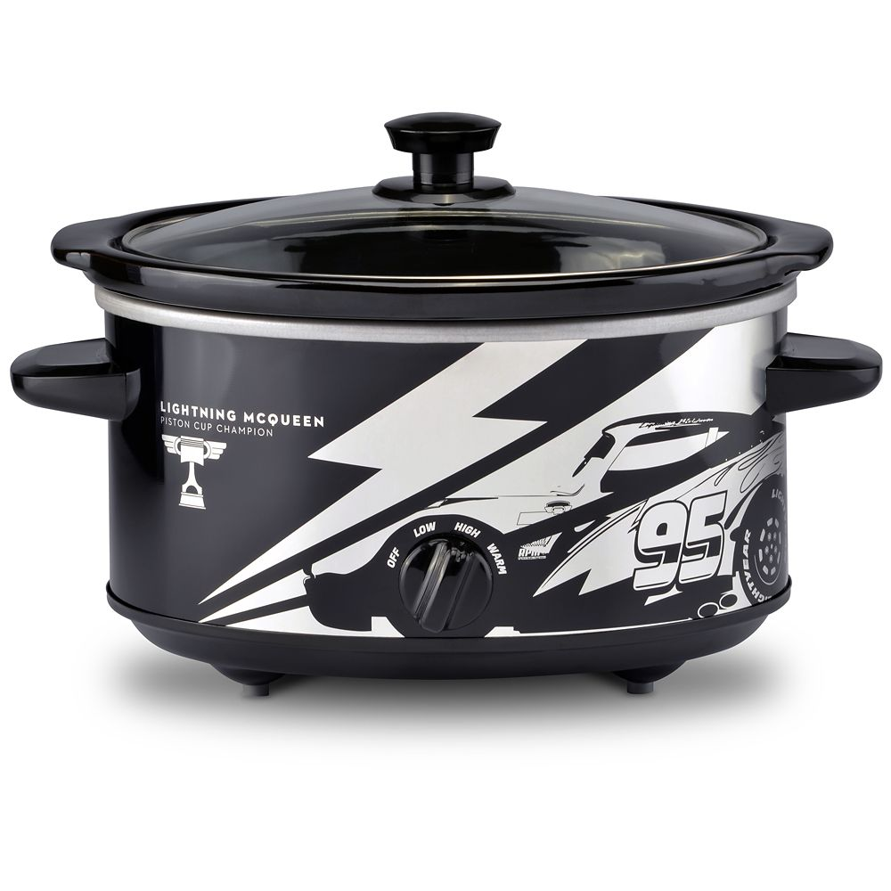 Lightning McQueen Slow Cooker