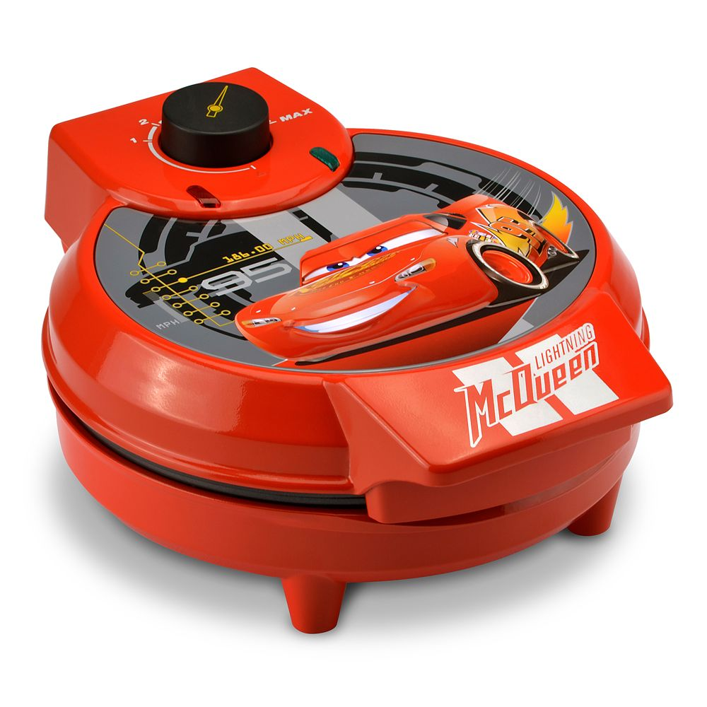 Lightning McQueen Waffle Maker