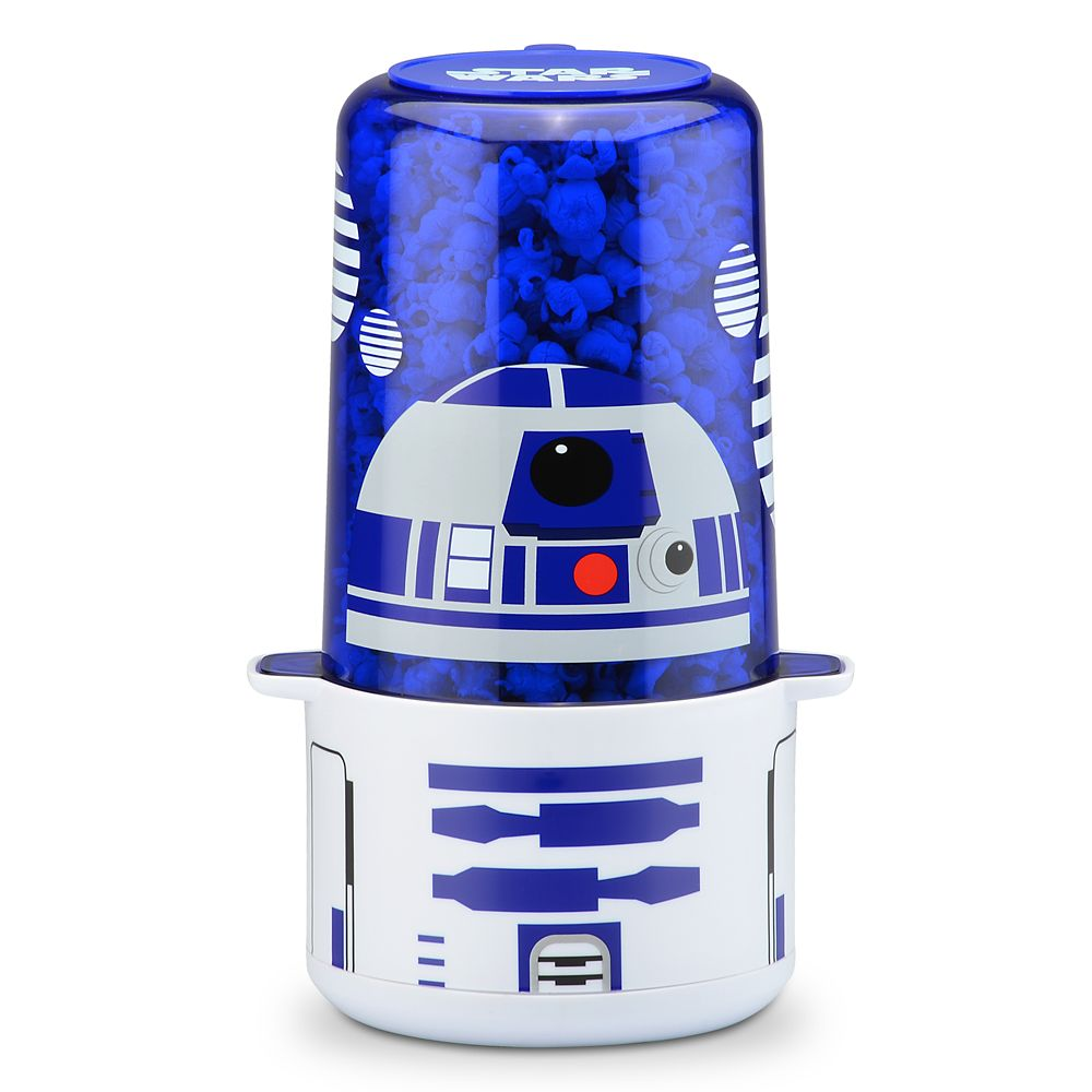 Best Star Wars Gift Ideas featured by top US Disney blogger, Marcie and the Mouse: R2-D2 Popcorn Popper Star Wars Official shopDisney