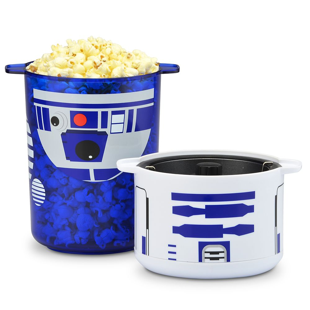 R2-D2 Popcorn Popper – Star Wars