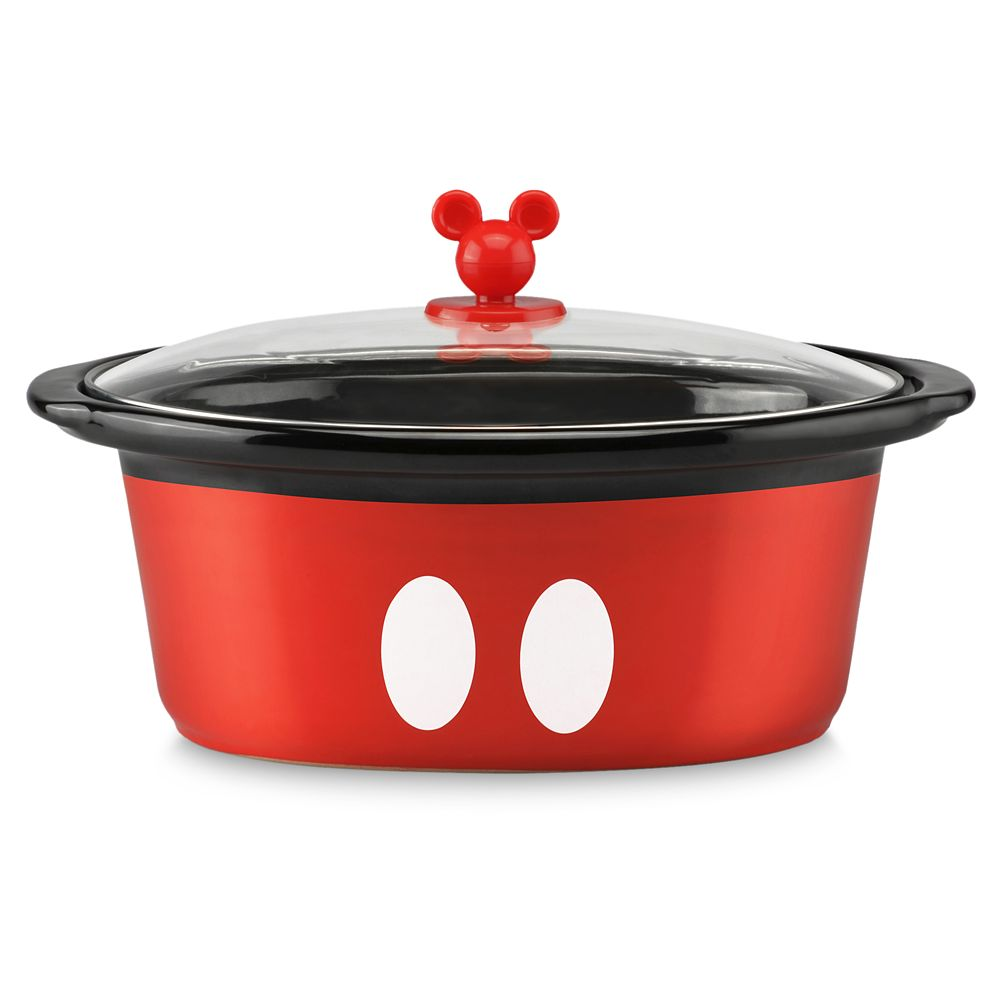 Mickey Mouse 90th Anniversary Slow Cooker – 6 Quart