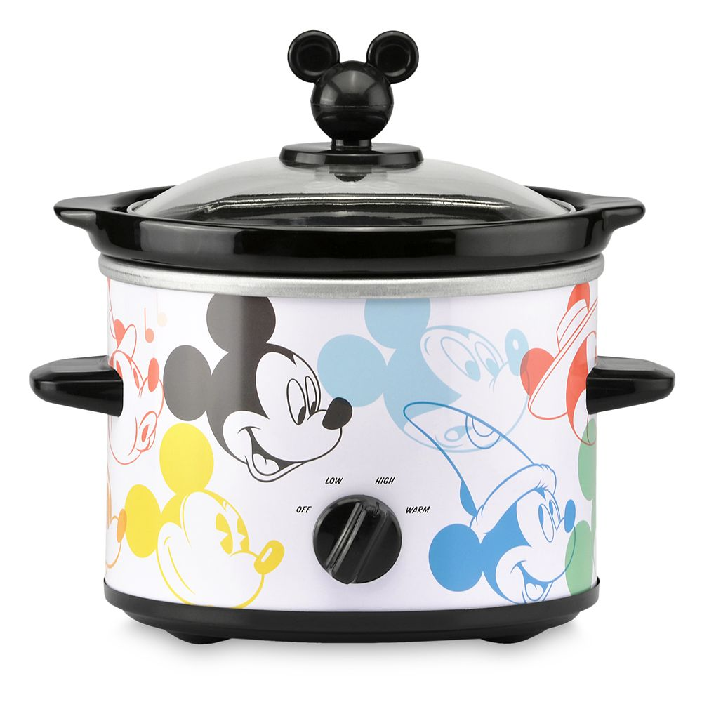 Mickey Mouse 90th Anniversary Slow Cooker – 2 Quart