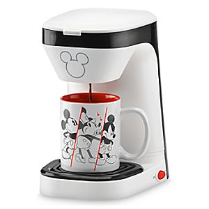 Mickey Mouse 90th Anniversary Single Serve Coffee Maker