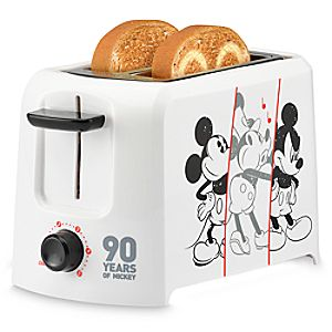 Mickey Mouse 90th Anniversary Toaster