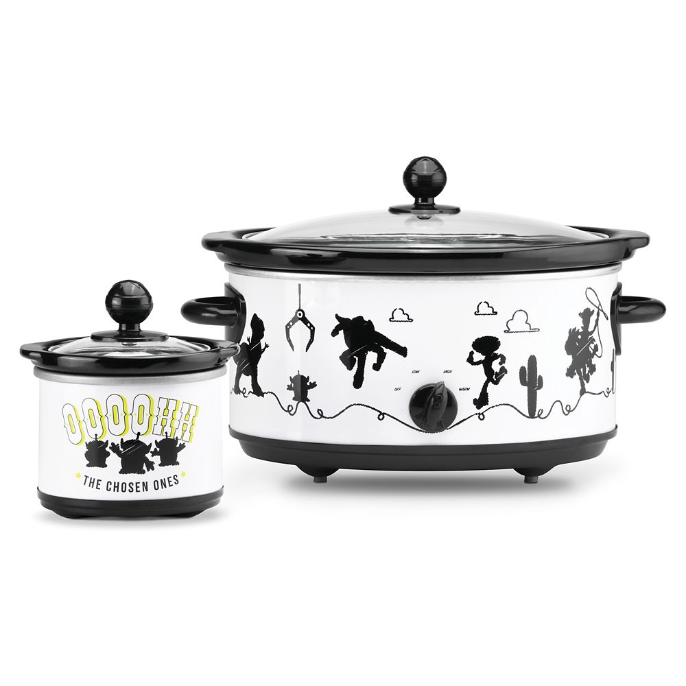 Toy Story Slow Cooker and Dipper Set Official shopDisney