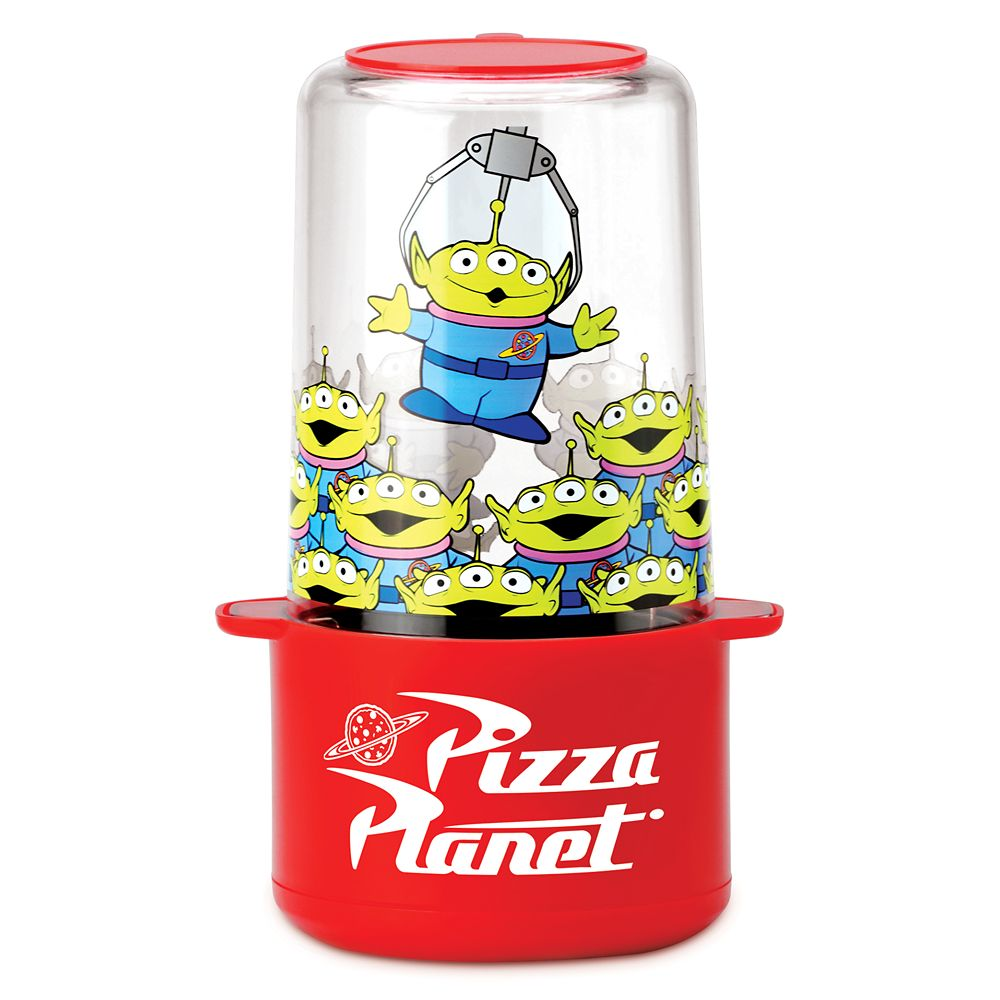 Pizza Planet Popcorn Popper – Toy Story