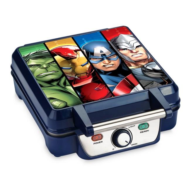 The Avengers Waffle Maker