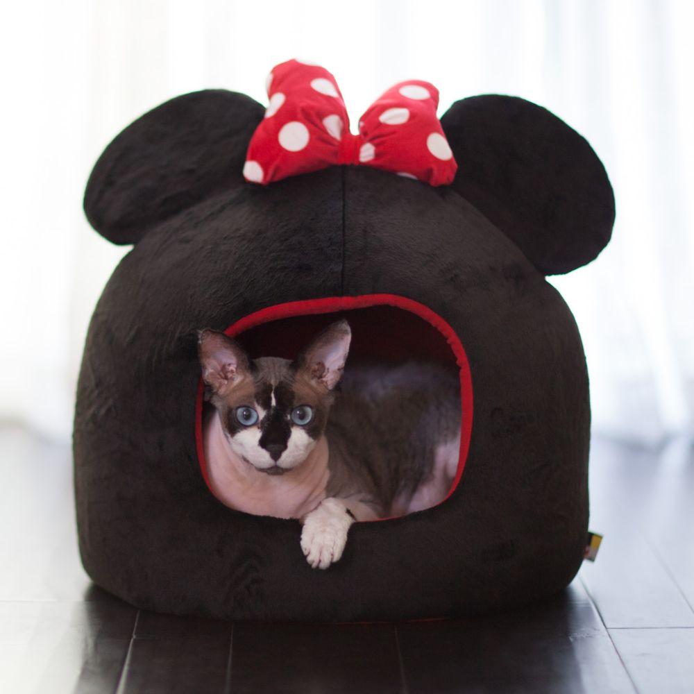 Minnie Mouse Pet Dome