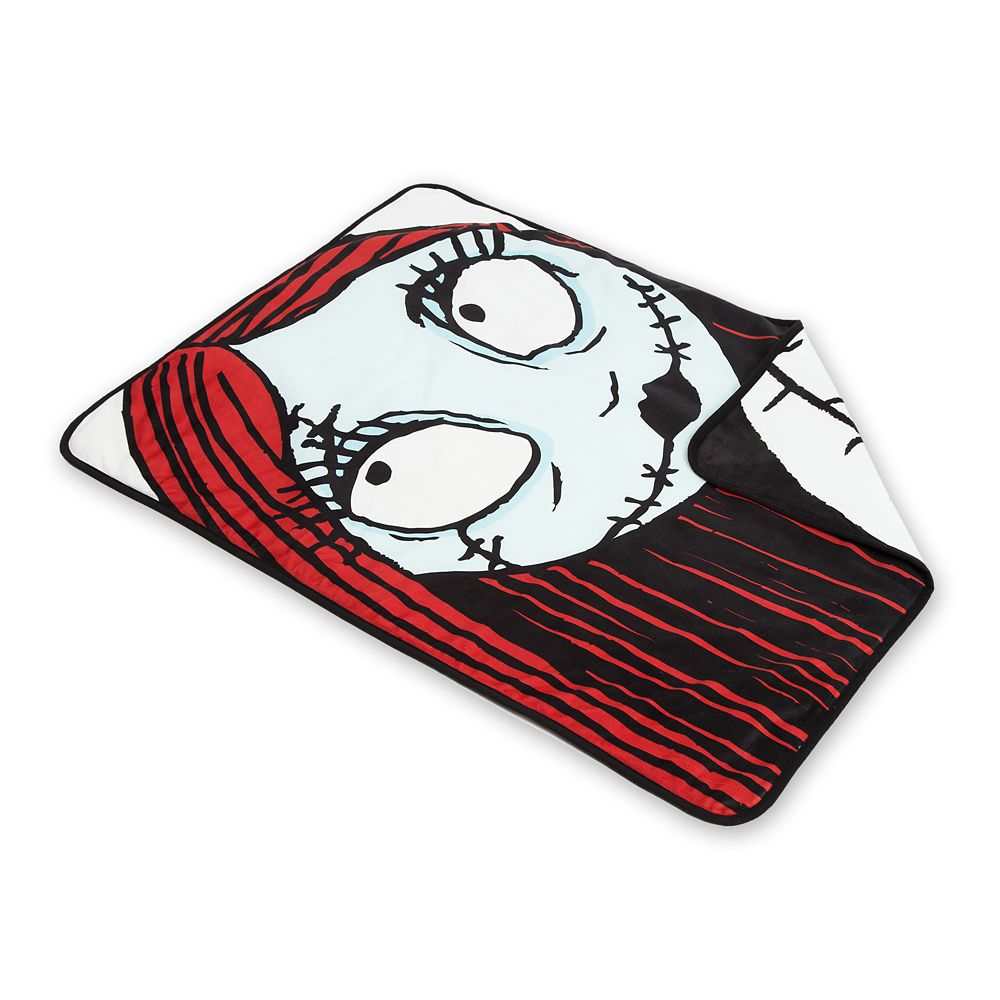 Jack Skellington and Sally Pet Blanket