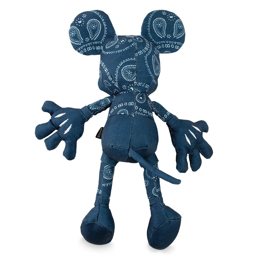 Mickey Mouse Bandana Plush Toy for Pets