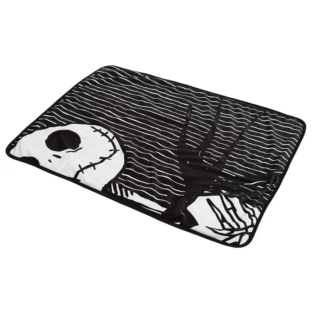 The Nightmare Before Christmas Pet Throw Blanket