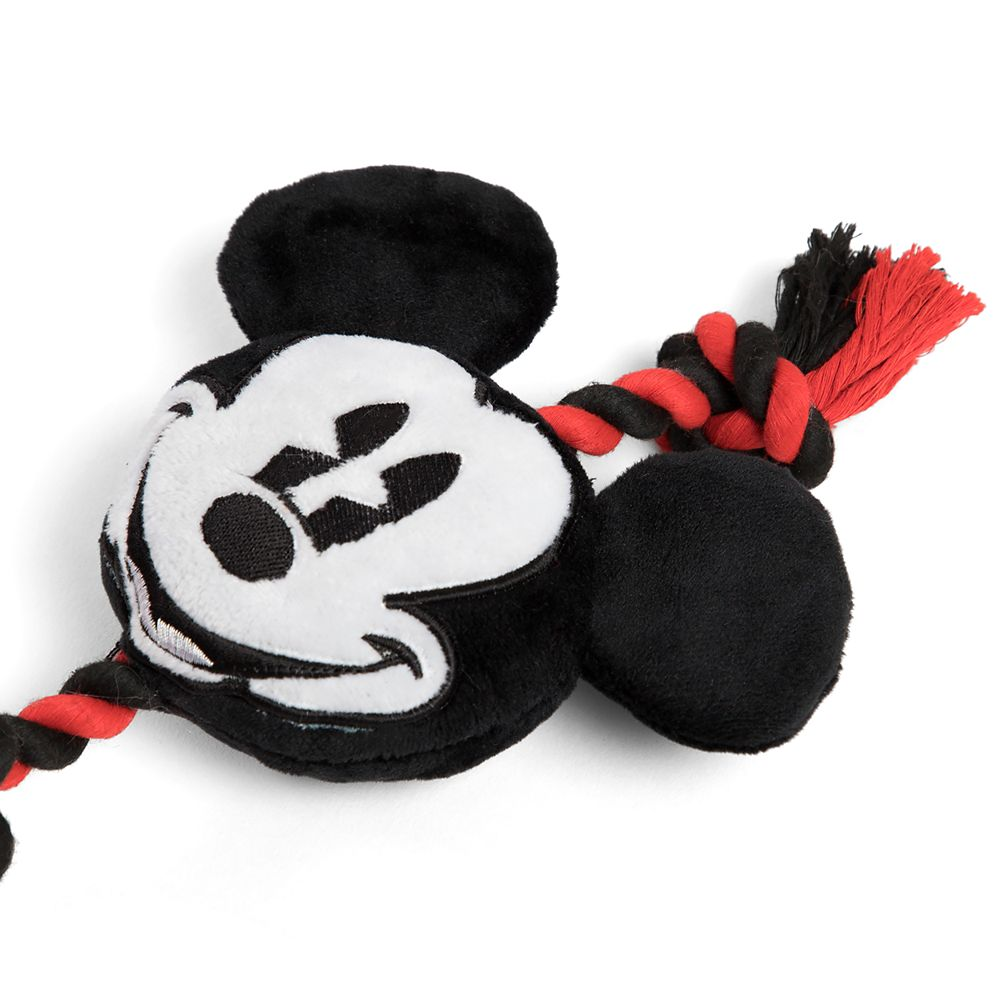 Mickey Mouse Sliding Rope Toy for Dogs