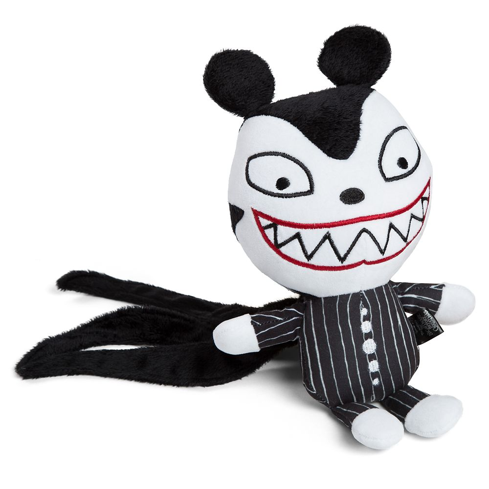 Scary Teddy Pet Chew Toy – The Nightmare Before Christmas