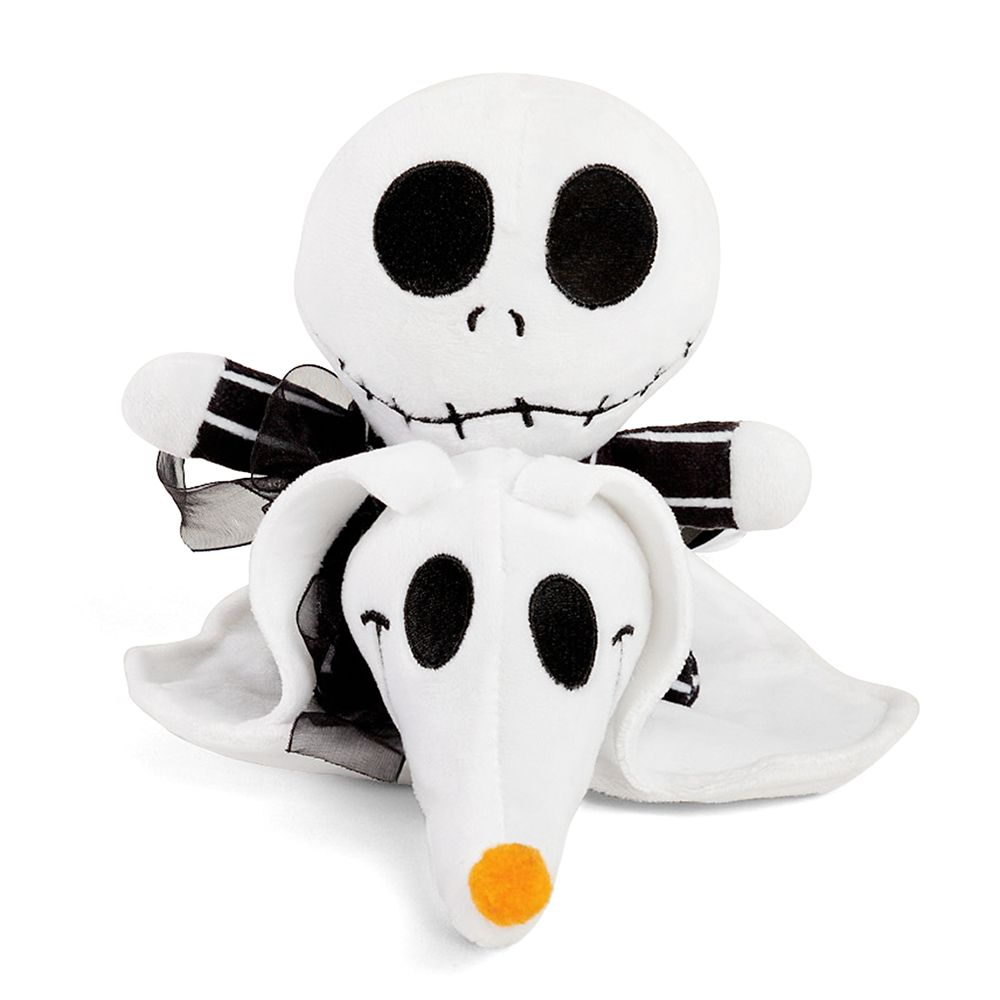 Jack Skellington and Zero Pet Chew Toy – The Nightmare Before Christmas