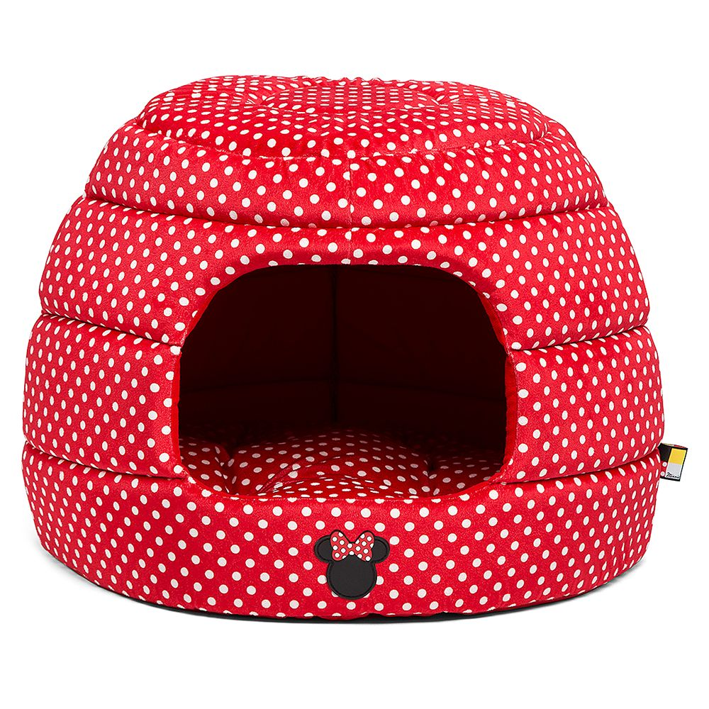 Minnie Mouse 2-in-1 Honeycomb Hut Pet Cuddler – Jumbo Size