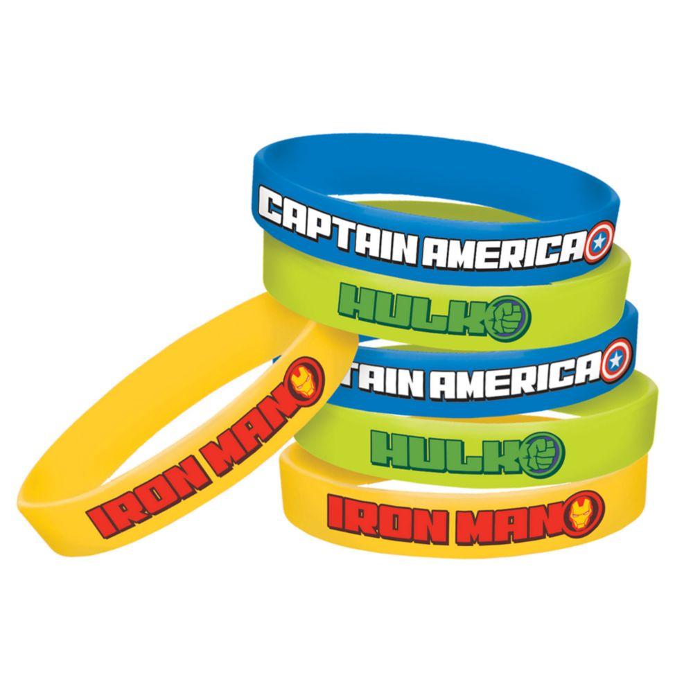 Avengers Wristbands