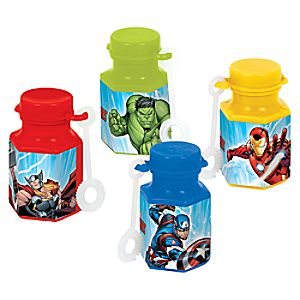 Avengers Mini Bubbles